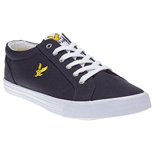 Uomo Sneaker blu LNSSHalket Canvas Basse 7pqwxz0g