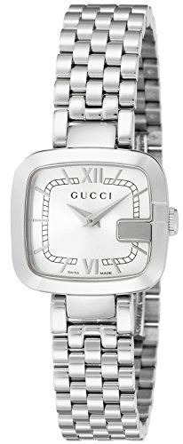 Used, Gucci G-Gucci Silver Dial Stainless Steel Ladies Watch for sale  Delivered anywhere in USA