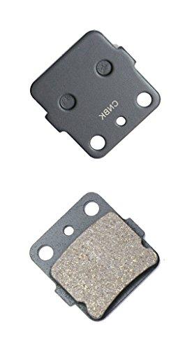 CNBK Rear Brake Shoe Pads Carbon fit HONDA ATV TRX400 TRX 400 Fourtrax EX 99 00 01 02 03 04 05 06 07 08 1999 2000 2001 2002 2003 2004 2005 2006 2007 2008 1 Pair(2 Pads)
