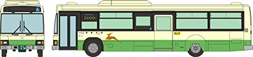 Tomytec diorama collection nationwide bus JB028 NARA transport diorama supplies