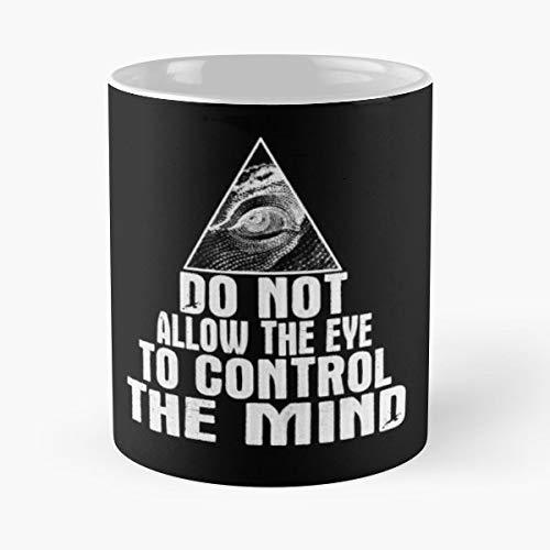 Mind Third Eye Masonic The Best Gift For Holidays Coffee Mugs -