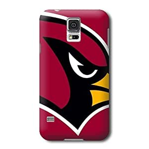 S5 Case,NFL Arizona Cardinals Pattern Samsung Galaxy S5 Covers,Durable Hard Case Covers