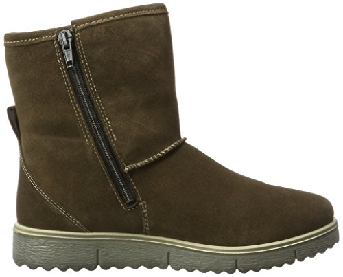 Legero Ladies Campania Snow Boots Brown (fango)