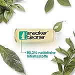 Sneaker Cleaner - kit de nettoyage pour chaussures, 250ml d'agent nettoyant avec 2 brosses pour matériaux sensibles et… 13