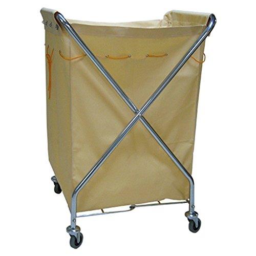 Boss Cleaning Equipment B010093 Metal X-Frame Cart