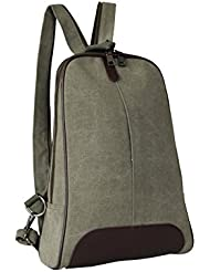 Mad-Style Canvas Stylish Backpack