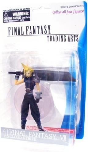 Final Fantasy Cloud Trading Arts Vol. 1 Figure - Final Fantasy Trading Arts