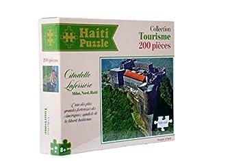 Colección de Rompecabezas y Turismo de Haití, la ciudadela Milot ...