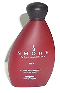 Supre Smoke O2 Tan Maximizer Hot Tanning Lotion -- 3 Oz