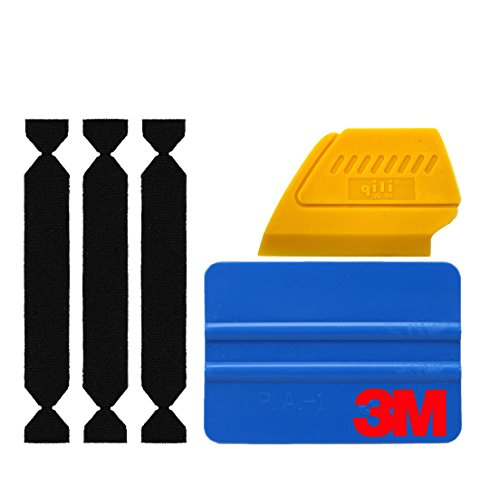 VViViD 3M Detailer Vinyl Car Wrap Tool-Kit (Basic Wrap Kit)