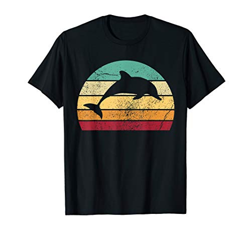 Save The Dolphin T-Shirt - Endangered Species Gift Tee