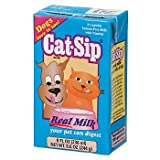 Cat-Sip Real Milk
