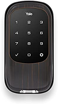 Yale Security Yale T1L Lock Key Free Touchscreen Deadbolt