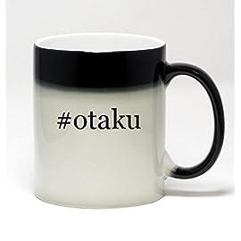 11oz Color Changing Hashtag Coffee Mug – #otaku