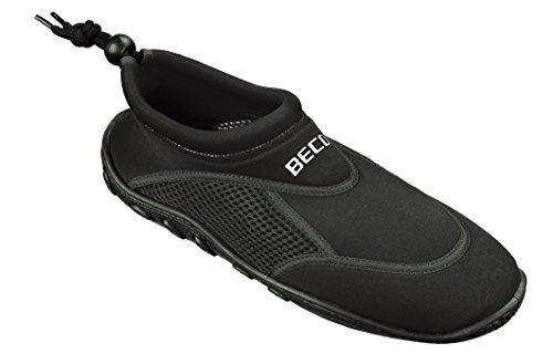 Beco Zapatillas de surf Negro - negro