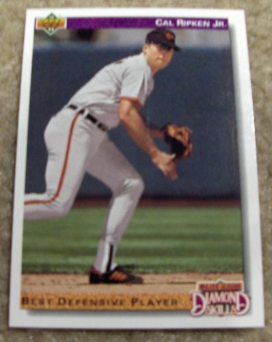 Amazoncom 1992 Upper Deck Cal Ripken Jr 645 Mlb Baseball Best