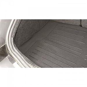 Tapis de Protection Coffre Voiture Ajustable Découpable en PVC 120 x 80 cm - 1289