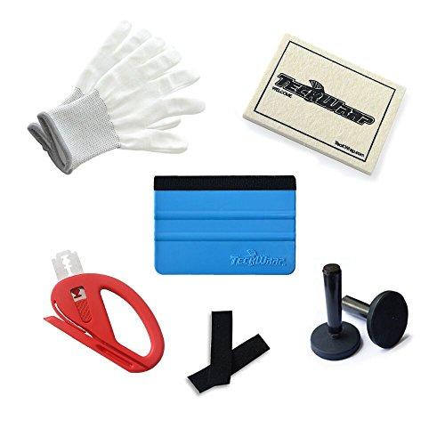 TECKWRAP Detailer Vinyl Car Wrap Tool Kit
