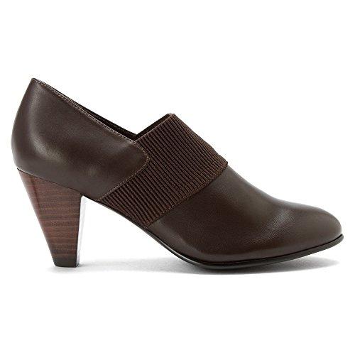 Zapato De La Ciudadela De Las Mujeres De David Tate Nappa De Las Muchachas De Brown