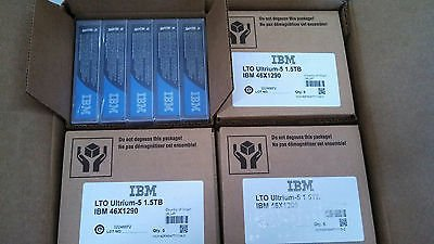 Tape LTO Ultrium-5 1.5TB/3.0TB 20/pk by IBM