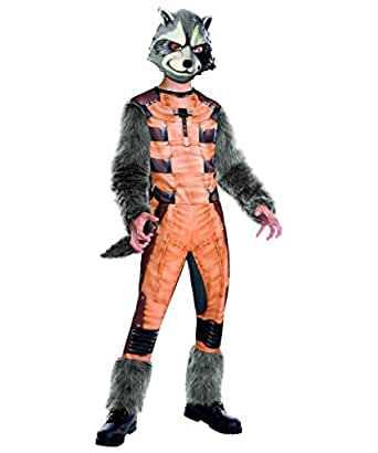 Deluxe Rocket Raccoon Costume - Small