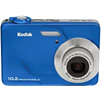 C180 - Digital Camera - Compact - 10.2 Pixel - Ccd - 3 X - 2.4 Inch - Sd;sdhc -