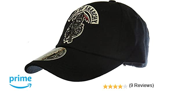 Sons of Anarchy CODI - Cap reversibles Dead Logo Negro