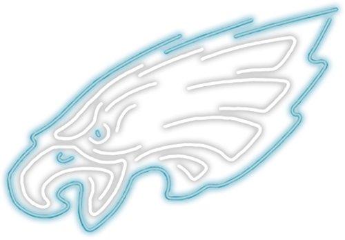 Imperial Officially Licensed NFL Merchandise: Neon Light, Philadelphia Eagles (Eagles Philadelphia Pub Table)