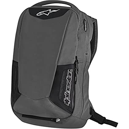 Image of Alpinestars 3517-0401 Black/grey 25 Liter City Hunter Backpack Casual Daypacks