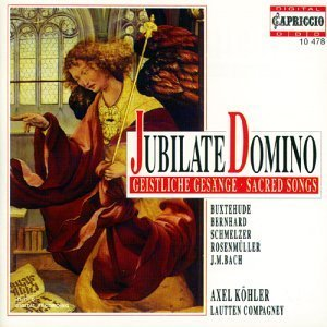 Jubilate Domino by Unknown (1994-07-12?