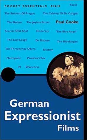German Expressionist Films (Pocket Essentials) pdf epub