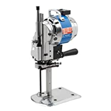 Reliable 6000FS 8-Inch High Speed Straight Knife Cloth Cutting Machine