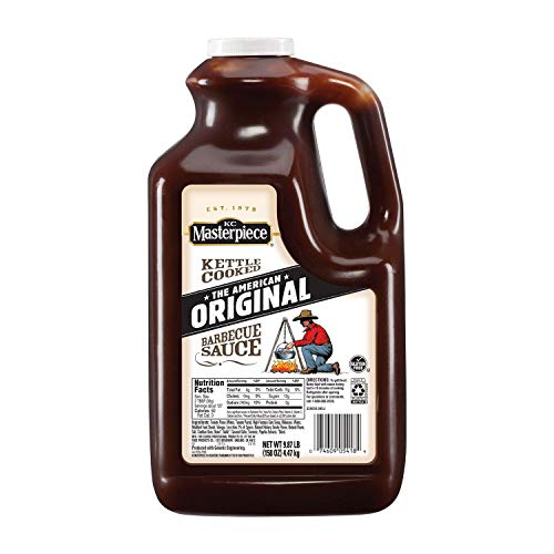(KC Masterpiece Barbecue Sauce, Original 158 oz. A1)