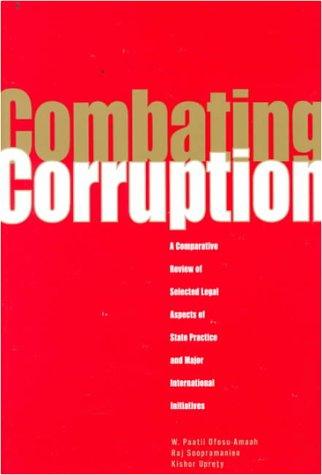 combating corruption