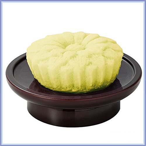 (Food sample sweets Rakugan yellow)