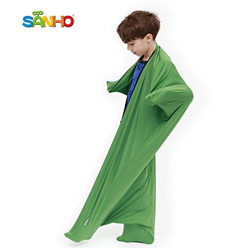 SANHO Dynamic Movement Sensory Sox - Updated Version, Medium, 6-9 Years Old, -