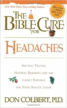 Book HEADACHES (New Bible Cure (Siloam))