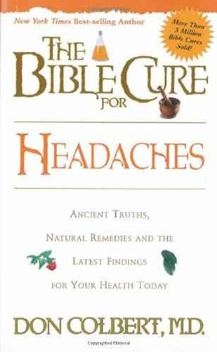 Bible Cure Headaches Don Colbert product image