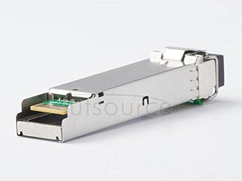 DWDM-SFP10G-36.61 Compatible SFP10G-DWDM-ER-36.61 1536.61nm 40km DOM Transceiver(Compatible:Force10)