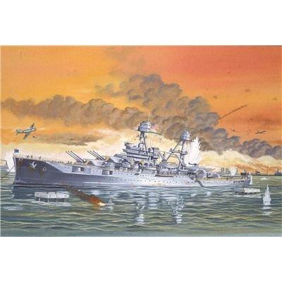 ドイツレベル 1/72 戦艦 アリゾナ 05027 プラモデル
