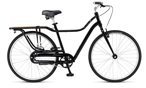 Schwinn City 3 Bike Black 57cm Mens