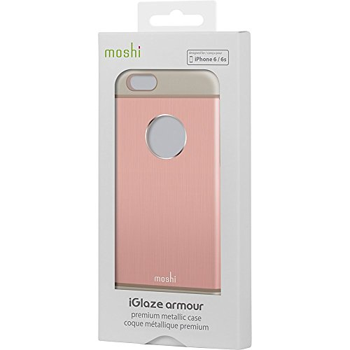 reputable site 03652 37b5d Moshi iGlaze armour Case for iPhone 6s Plus and 6 Plus - - Import It All