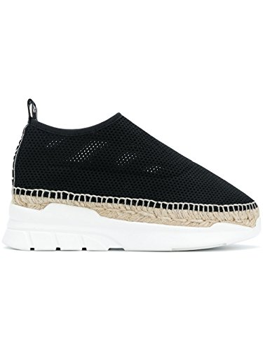 Slip F852ES354F6199 Black On Sneakers Women's Kenzo Polyamide Uapqxng77