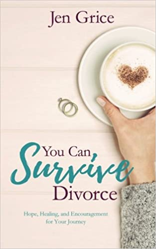 You can survive divorce hope healing and encouragement for your you can survive divorce hope healing and encouragement for your journey jen grice 9781545495179 amazon books solutioingenieria Images