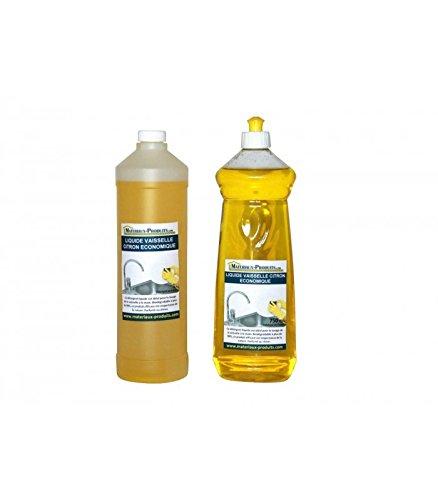 Líquido lavavajillas limón económica 750 ml, 1 L, 2 L, 5 L, 20 L ...