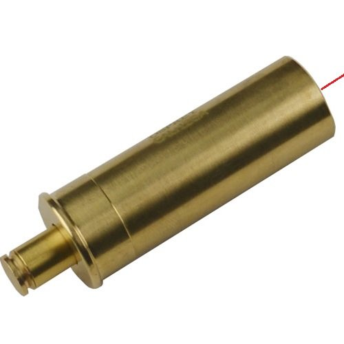 .223 Boresighter + 12 Gauge Arbor Sleeve