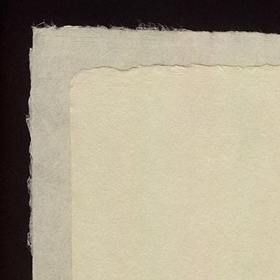 (Japanese Paper- Kizuki Kozo Natural 24x39 Inch Sheet)