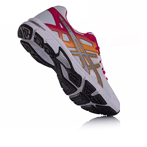Asics Sneaker Gel-Essent 2 Bianco/Argento/Fucsia EU 39.5