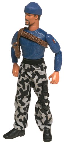 GI Joe Vs. Cobra 12 Shipwreck Action Figure