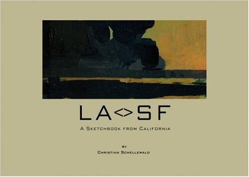 LA<>SF: A Sketchbook from California
